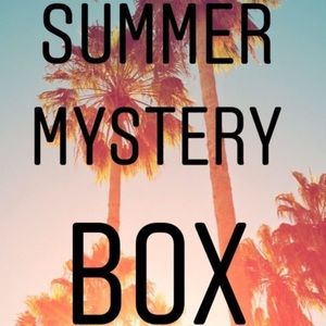 Summer mystery box ❤️